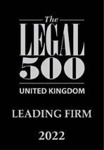Legal 500 Accredited